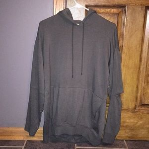 NWT Express sweatshirt with elbow slits